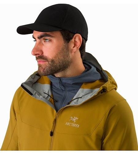 Gamma LT Hoody Yukon Open Collar