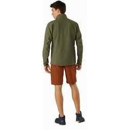 Gamma LT Jacket Arbour Back View