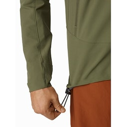 Gamma LT Jacket Arbour Hem Adjuster