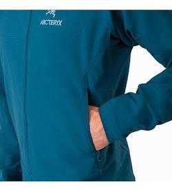Gamma LT Jacket Odyssea Hand Pocket