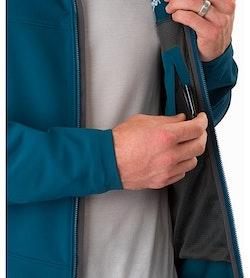 Gamma LT Jacket Odyssea Internal Security Pocket