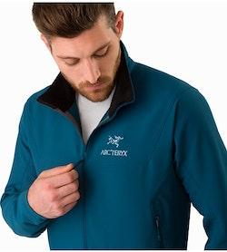 Gamma LT Jacket Odyssea Open Collar