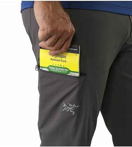 Gamma LT Pant Pilot Thigh Pocket