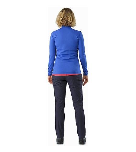 Pantalon Gamma LT Femme Black Sapphire Vue de dos