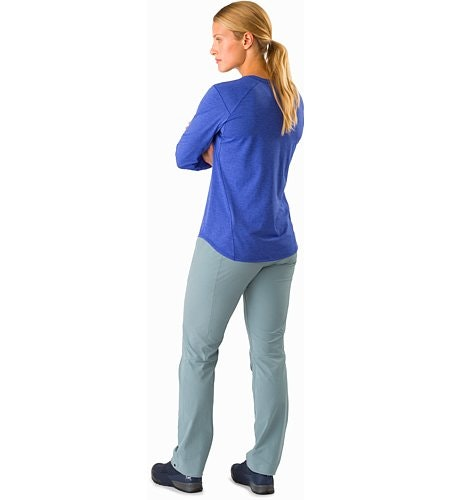 Gamma LT Pant Women's Robotica Back View