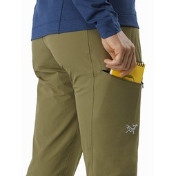 Gamma LT Pant Women's Symbiome Thigh Pocket