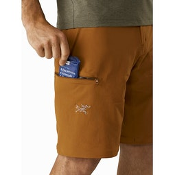 Gamma LT Short Agra Thigh Pocket