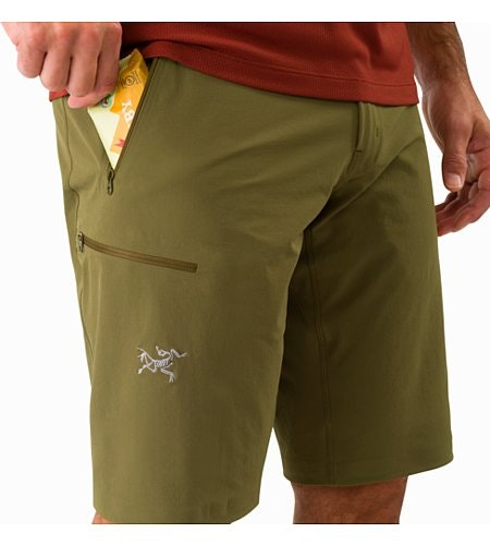 Gamma LT Short Taan Forest Hand Pocket