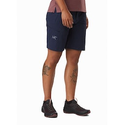 Gamma LT Short Women's Cobalt Moon Front View