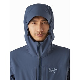 Gamma MX Hoody Exosphere Hood Up