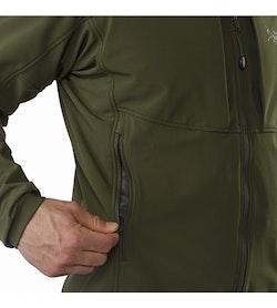 Gamma MX Hoody Gwaii Hand Pocket