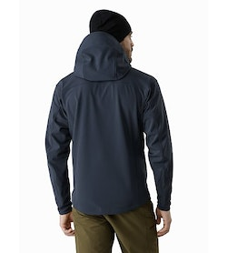 Gamma MX Hoody M Orion Back View