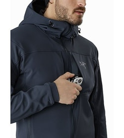 Gamma MX Hoody M Orion Chest Pocket