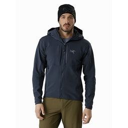 Gamma MX Hoody M Orion Front View
