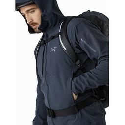 Gamma MX Hoody M Orion Hand Pocket