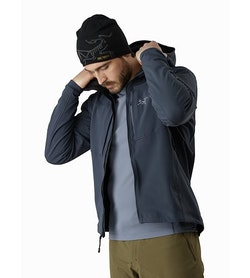 Gamma MX Hoody M Orion Open View
