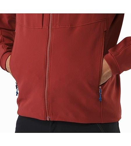 Gamma MX Hoody Pompeii Hand Pocket