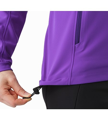 Gamma MX Hoody Women's Dahlia Hem Adjuster 2