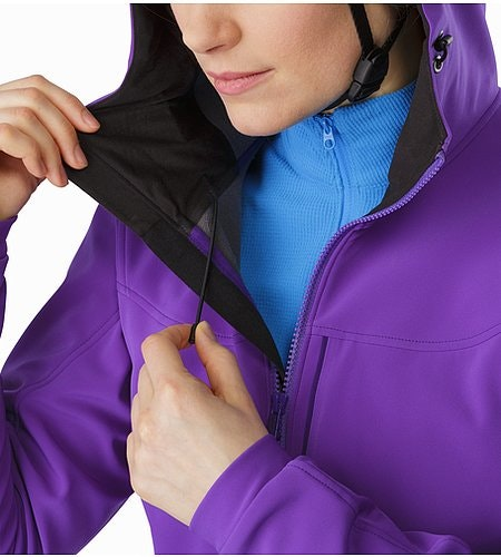 Gamma MX Hoody Women's Dahlia Hood Adjuster 2