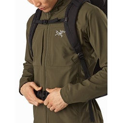 Gamma MX Jacket Dracaena Chest Pocket
