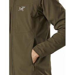 Gamma MX Jacket Dracaena Hand Pocket