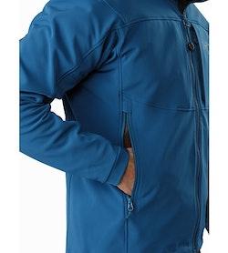 Gamma MX Jacket Iliad Hand Pocket