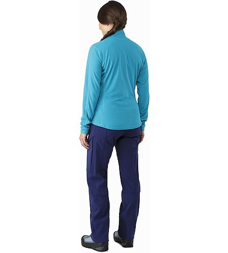 Gamma MX Pant Women's Marianas Back View