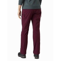 Gamma MX Pant Women's Rhapsody Back View