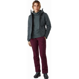 Gamma MX Pant Women's Rhapsody Full View