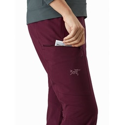 Gamma MX Pant Women's Rhapsody Thigh