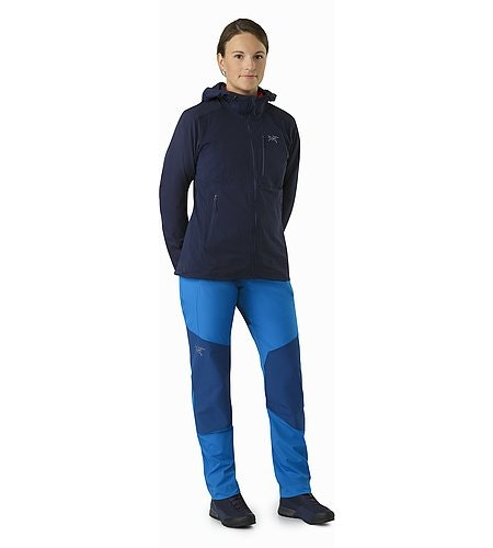 Gamma Rock Pant Women's Macaw Front View