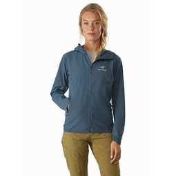 Gamma SL Hoody Women's Astral Front View
