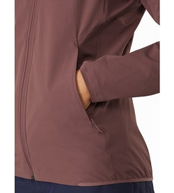Gamma SL Hoody Women's Inertia Hand Pocket