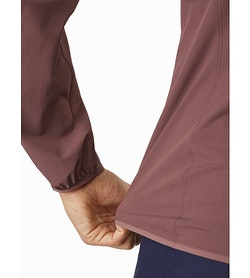 Gamma SL Hoody Women's Inertia Stretch Hem