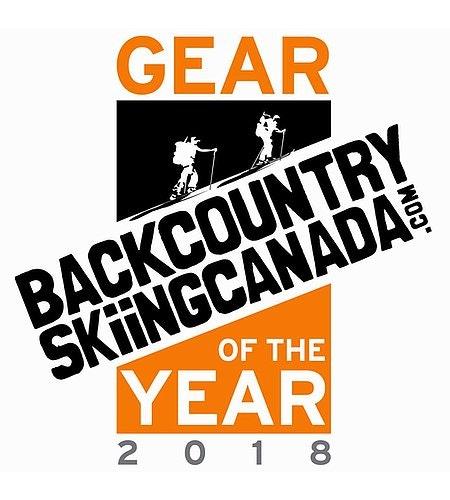 Gear Of The Year Award 2018