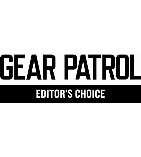 Gear Patrol Editors Choice Award
