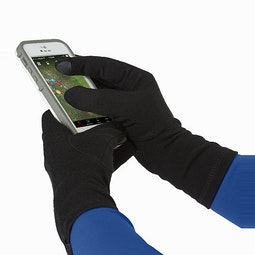 Gothic Glove Black Screen Compatible Pads