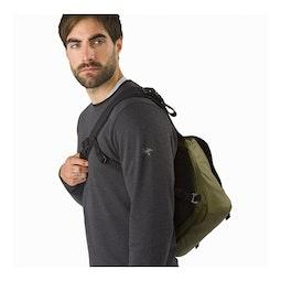 Granville 10 Courier Bag Bushwhack Secure Fit