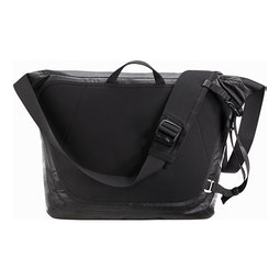 Granville 16 Courier Bag Black Suspension