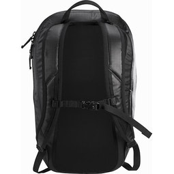 Granville 16 Zip Backpack Black Suspension