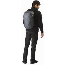Granville 16 Zip Backpack Pilot Back View