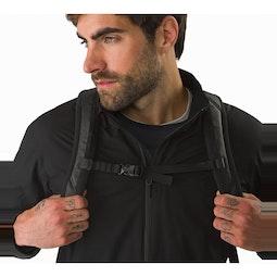 Granville 16 Zip Backpack Pilot Shoulder Straps