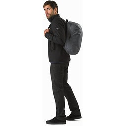 Granville 16 Zip Backpack Pilot Side View