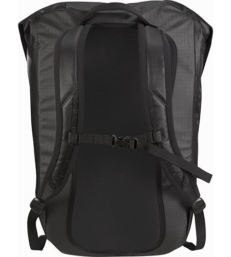 Granville 20 Backpack Black Suspension