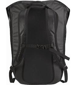 グランヴィル 20 バックパック ブラック サスペンション