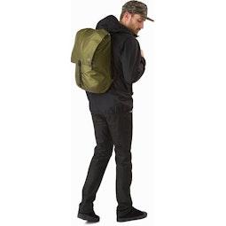 Granville 20 Backpack Bushwhack Back View