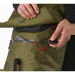 Granville 20 Backpack Bushwhack Front Pocket