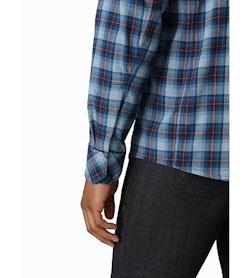 Gryson Shirt LS Balearic Sunset Cuff