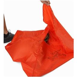 Haku Rope Bag Pilot Flare Folding