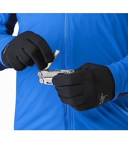 Ignis Glove Black Fingerfertigkeit